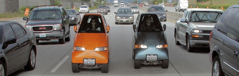 Commuter Cars Tango Home